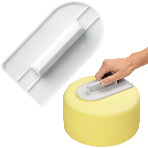 Fondant cake smoother iced jems shop Home decorating tools