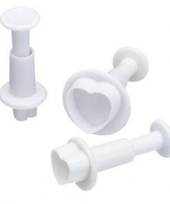 Heart Plunger Cutters