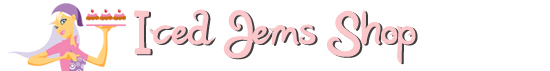 Logo Iced Jems Shop