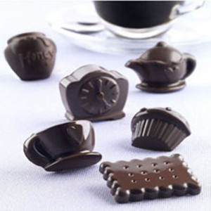 Tea Party Chocolates