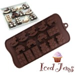 Toys Chocolate Mould