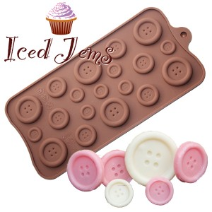 Chocolate Button Mould