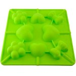 Hearts, Bows, Flowers Lollipop Mould