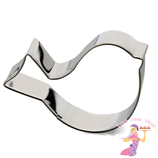 Bird Cookie Cutter Iced Jems Shop