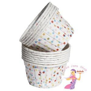 Confetti Baking Cups