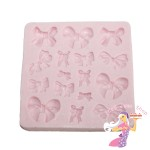 Mini Bows Mould