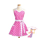 Pink Sweetheart Apron