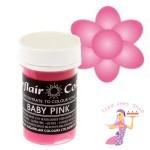 Sugarflair Paste Baby Pink