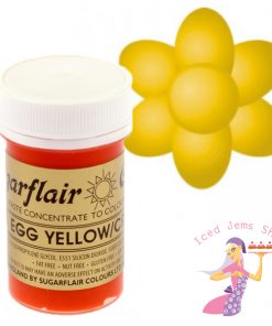 Sugarflair Colour Paste Egg Yellow