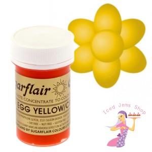 Sugarflair Colour Paste Egg Yellow