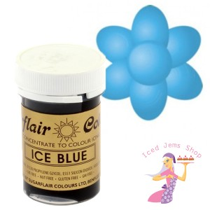 Sugarflair Paste Ice Blue