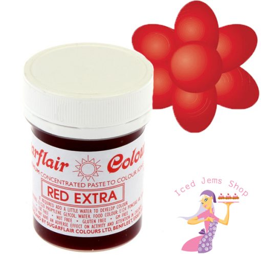 Red Extra Food Colour Paste