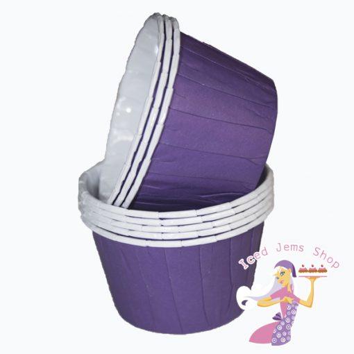 Purple Baking Cups