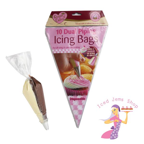 Dual Piping Bags