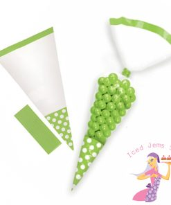 Green Sweet Cones