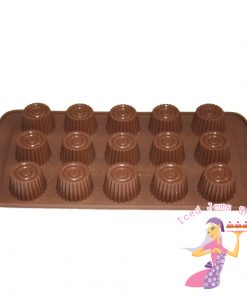 Caramel Cup Chocolate Mould