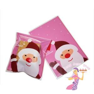 Pink Santa Cello Bags