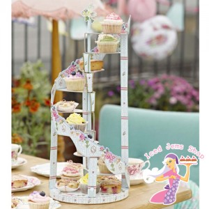 Spiral Staircase Cake Stand