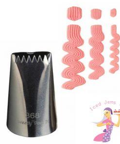 Jumbo BasketWeave Nozzle