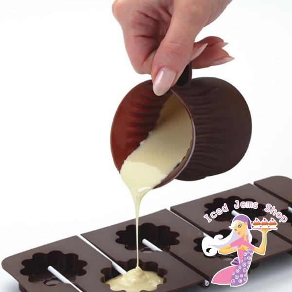 Silicone Chocolate Melting Pot