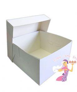 White Standard Cake Boxes