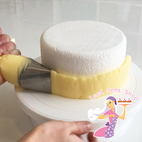 Com 1000i Cake Icing And Decorating Equipment : Extra Large Cake Covering Nozzle Iced Jems Shop