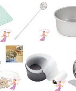Tins & Baking Equipment