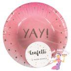 Pink Confetti Range