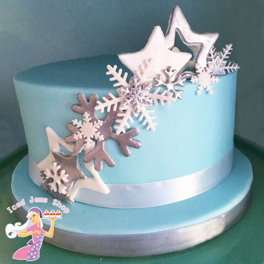 Cake Decorating Course Midlands : Winter Cake Covering & Sharp Edges Class 21st December ...