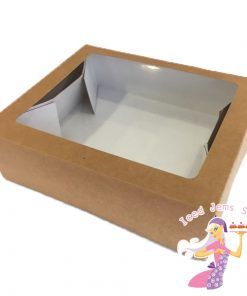 Window & Tray Boxes