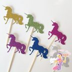 Mermaid & Unicorn Toppers