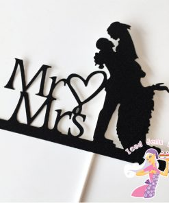 Wedding & Anniversary Toppers