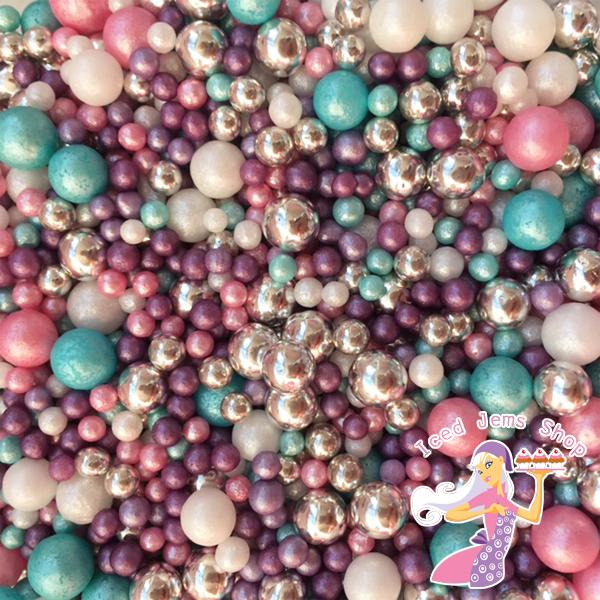 Pastel Pearls Mix Sprinkles