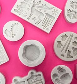 Christmas Moulds