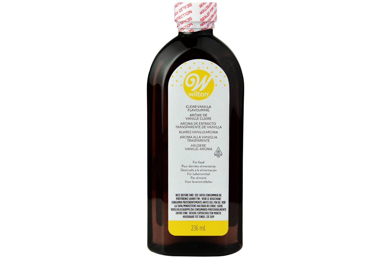 Wilton Clear Vanilla Flavouring 8oz