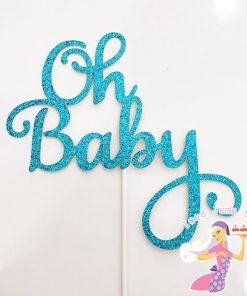 Baby Shower & Christening Toppers